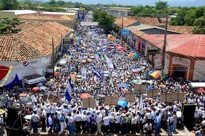 manifestacion-Empresarios-centroamericanos-condenan-bloqueo-comercial-contra-Honduras_noticia_encabezado