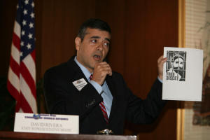 David Rivera at Tampa Debate