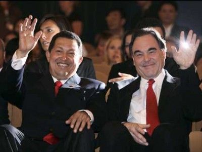 Oliver Stone Publishes Love Letter to Hugo Chavez