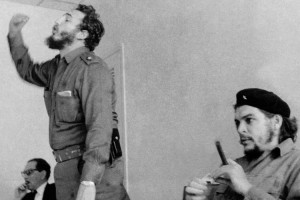 CUBA-CASTRO-RESIGNATION-GUEVARA