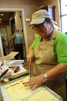 Marta Darby, pastelitos de guayaba