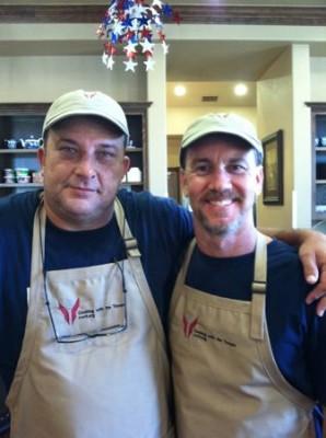 Val Prieto, Eric Darby