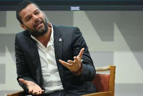 Ricky Martin UPR RTZ