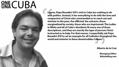 Endorsement - Pope Petition - Alberto de la Cruz