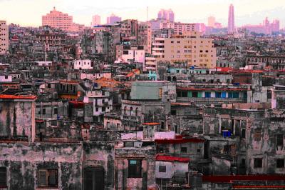 Havana Skyline 2008