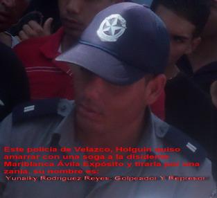 Yunalky Rodriguez Reyes