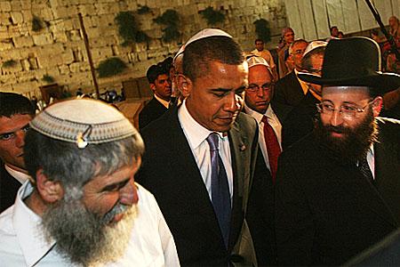Obama-Jews