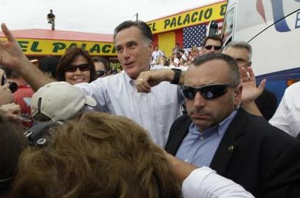 Romney El Palacio