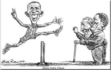 ObamaCastroChavez