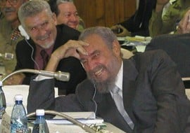 Fidel laughing2