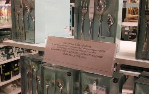 GB knives