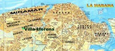 MapaCiudadHabana