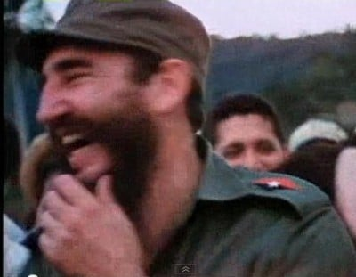 Fidel laughing8