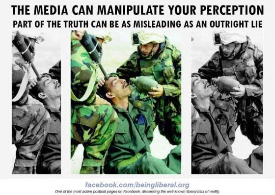 media lie