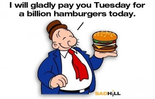 wimpy bailout