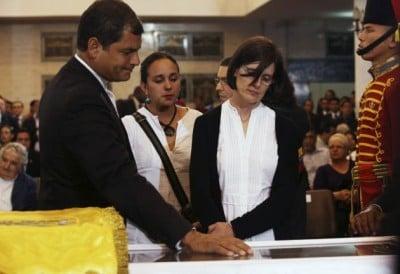 King Correa (Ecuador)