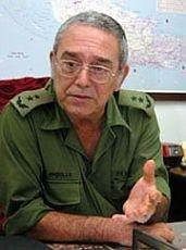 Cuban General Alejandro Andollo Valdés.