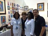 Ninoska, Alberto, and Berta Soler