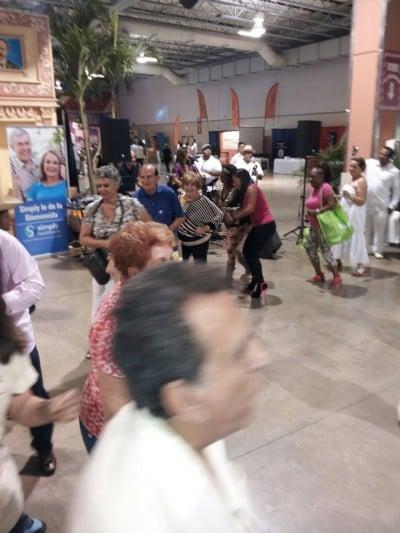 Dancing at CN 2013