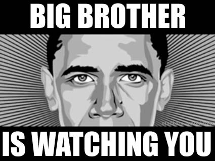 Obama-is-watching-you