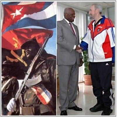 cubanos angola