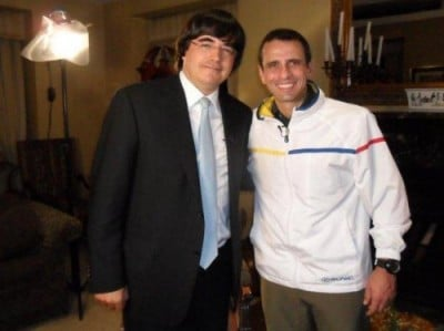 Capriles Bayly 2013