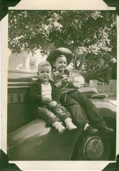 Carlos & Tony 1953