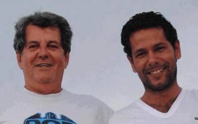 Oswaldo Paya y Harold Cepero grande