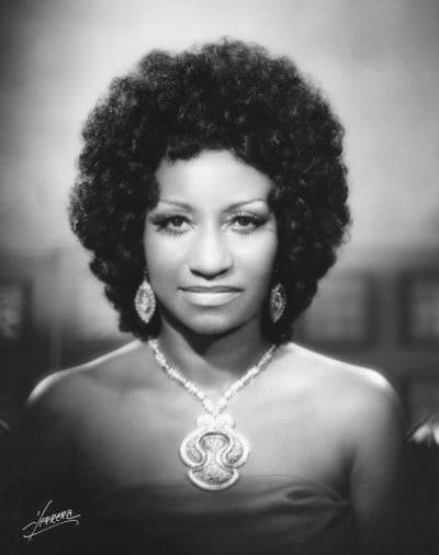 Celia Cruz  October 21, 1925 – July 16, 2003