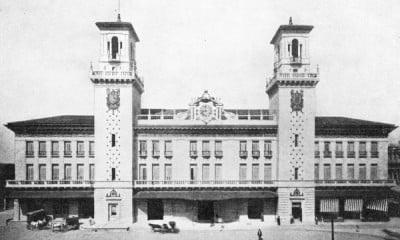 Central Train Station, Havana, 1913