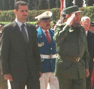 Assad Castro Damasco