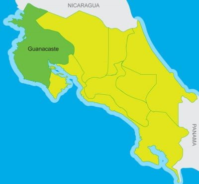 Guanacaste_map