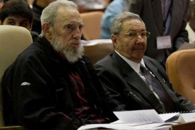 Former Cuban leader Fidel Castro-1730878