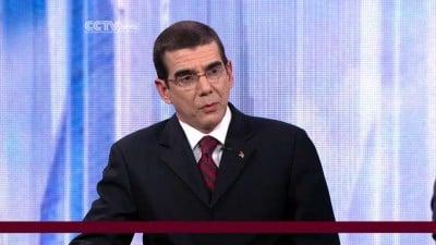 """Jose Ramon Cabañas, Castrogonian """"diplomat"""""""