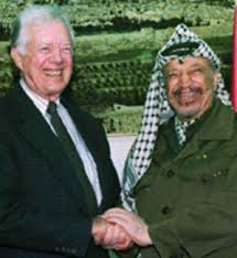 carter with arafat