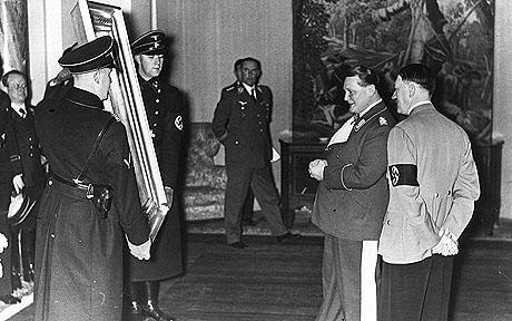 45th birthday of Goering and Roseberg