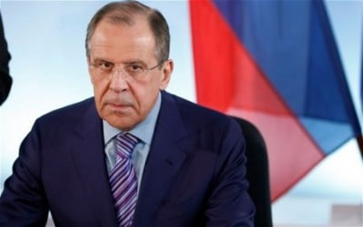 Sergei Lavrov on a good day