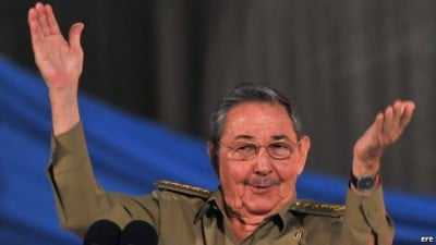 What, me worry?  I am untouchable.  I am Castro, Mr. Obama.