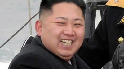 "North Korean leader reacts to latest U.N. ""sanctions"""