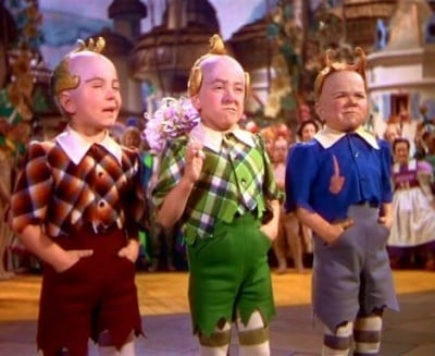 The Lollipop Guild expresses its disappointment