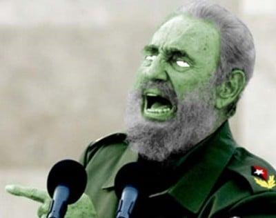 Zombie-Castro