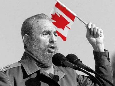 Viva Canada!  Cerveza o muerte!  Los serviremos!