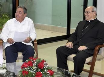 Cardinal Ortega and his real pope