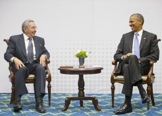 Hey, Raul, how about those dissidents.... isn't it funny how they struggle in vain?