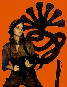 Patty Hearst, hostage-turned-terrorist