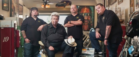 Pawn Stars-Lawsuit