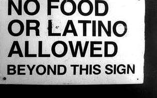 no-latinos