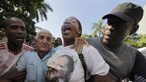 Afro-Cubans on both sides of the political divide: dissidents and opressors