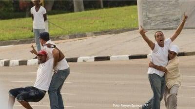 Zaqueo-Baéz-de-la-UNPACU-detenido-Visita-Papa-Cuba