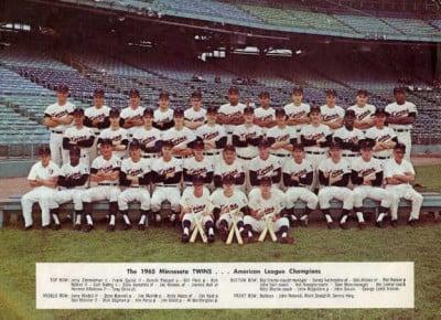 1965 Twins